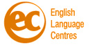 Логотип EC English Language School в Лондоне