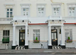 Bed and Breakfast Melita House Hotel в Лондоне