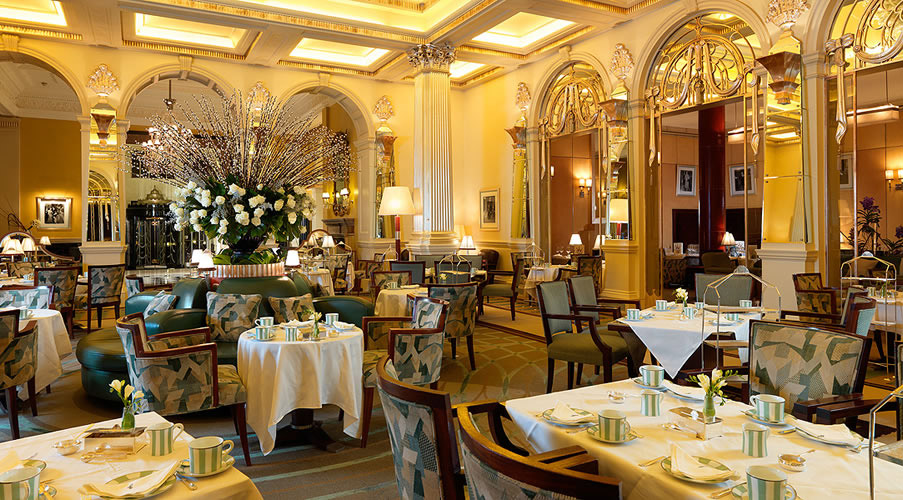 Ресторан отеля Claridges London
