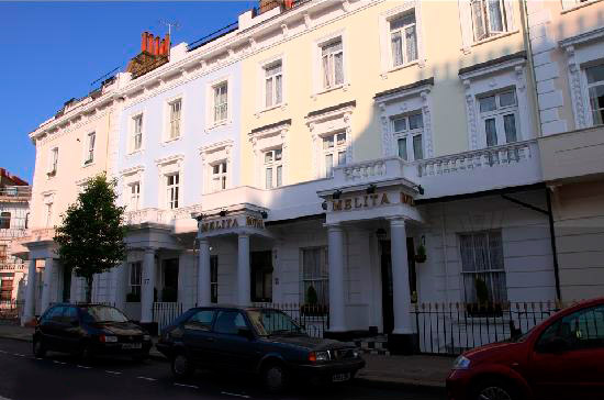 Bed and Breakfast Melita House Hotel London