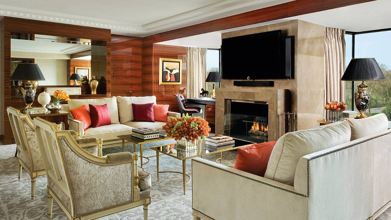 Номер PRESIDENTIAL SUITE отеля Four Seasons