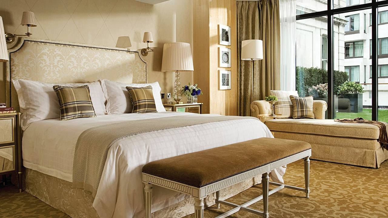 Номер TERRACE SUITE отеля Four Seasons